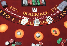 Casino Party Events rental BlackJack, BlackJack for rent Party Kings in Vancouver BC