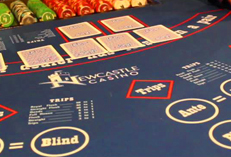 Casino Party Events rental Ultimate Texas Hold 'Em, Ultimate Texas Hold 'Em for rent Party Kings in Vancouver BC